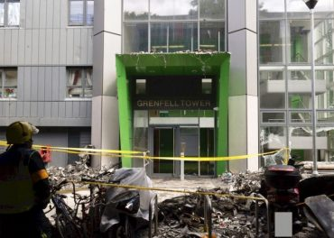 New Video of Inside Grenfell Tower
