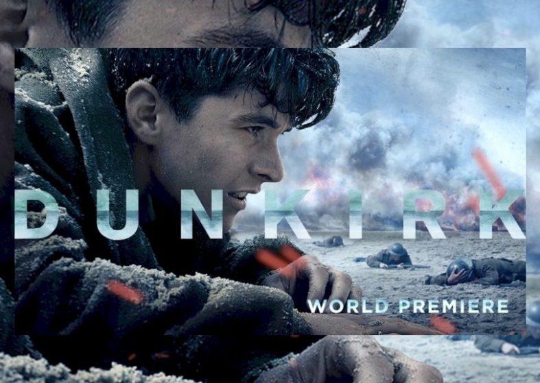 Dunkirk World Premiere