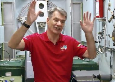 Italian Astronaut Makes Third Mission to ISS at 60
