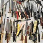 knife crime up 20%
