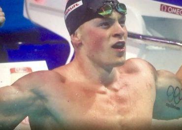 Adam Peaty Wins 50m Breaststroke