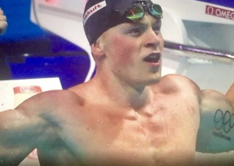 Adam Peaty Wins 50m Breaststroke