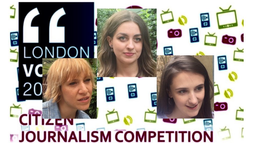 Winners Citizen Journalism Competition