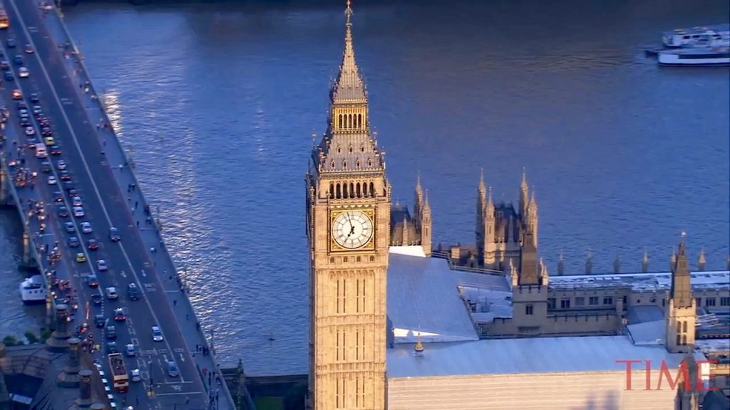London's Big Ben Will Shut Down For Renovations