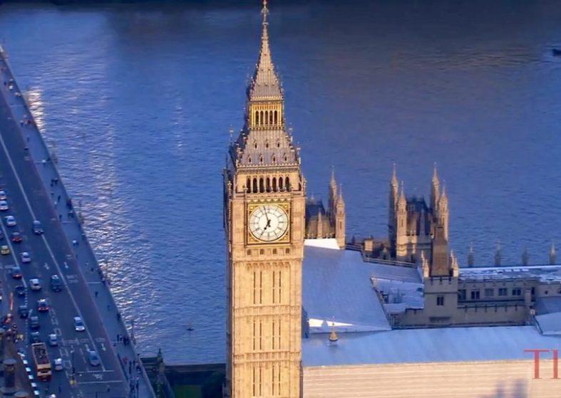 London's Big Ben Will Shut Down For Renovations