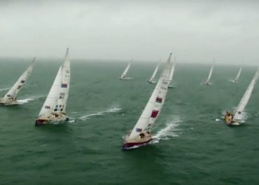 Fleet On Way to Liverpool for Clipper Race 2017-18