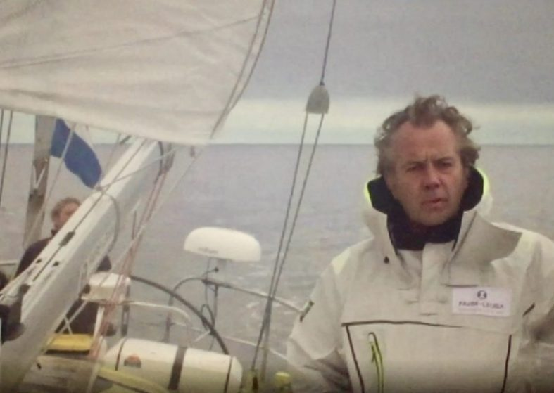 Pen Hadow Sets Sail for North Pole as Arctic Ice Melts