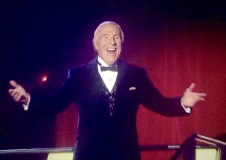 Sir Bruce Forsyth Dies He WAs 89