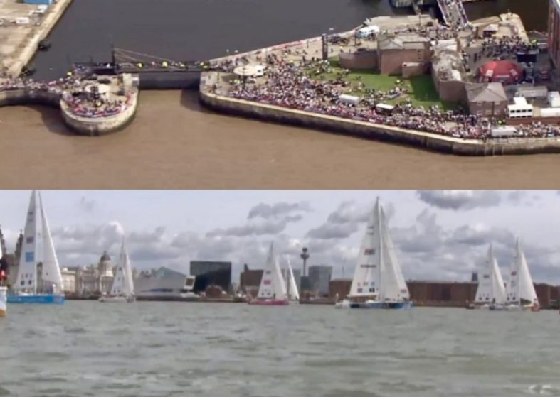 Clipper Round the World Race - WATCH LIVE
