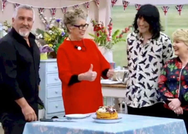 The Great British Bake Off Channel 4