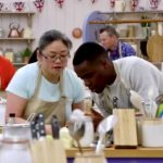 competitive bake off