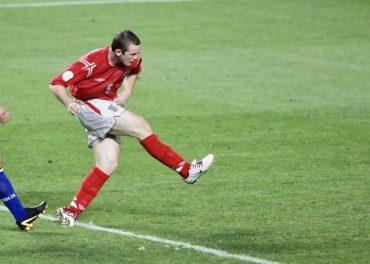 Wayne Rooney International Retirement