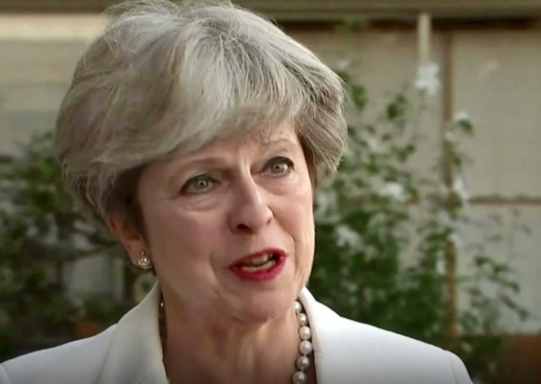 Watch Theresa May LIVE - SKY NEWS - LIVE