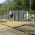 Level Crossing Shocker: Children Risk Their Lives St Albans