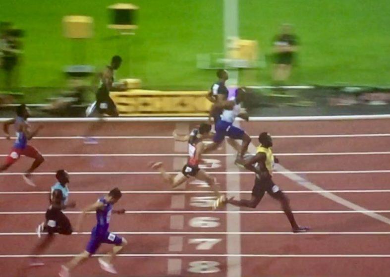 Usain Bolt Wins Semi-final World Athletics Championships