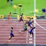 Usain Bolt Beaten Last Solo Race