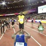 Usain Bolt - Justin Gatlin