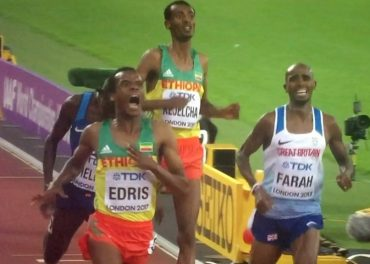 Farewell Mo Farah a painful finish