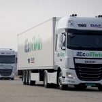 Self Driving Lorries To Be Tested in UK