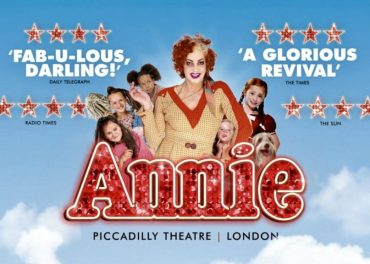 Annie The Musical Featuring Craig Revel Horwood