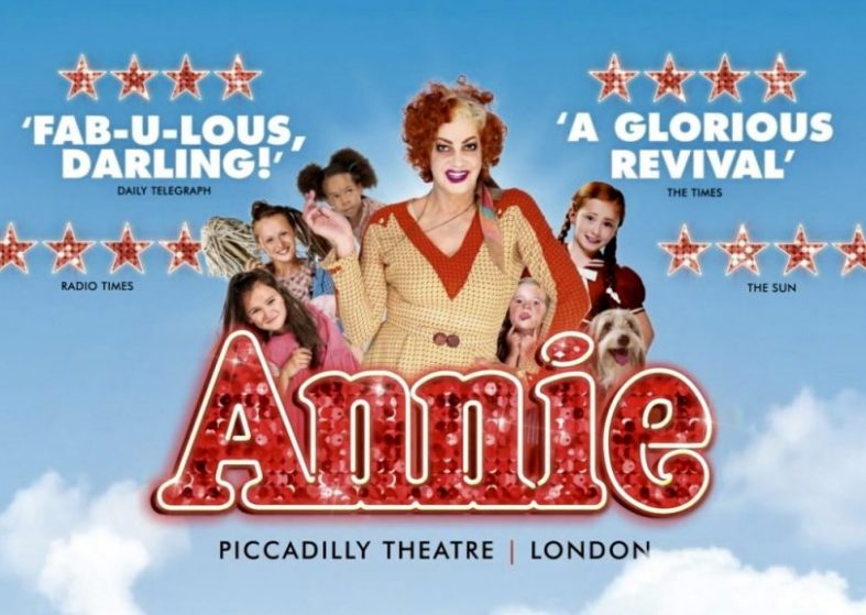 Annie The Musical Featuring Craig Revel Horwood