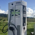 Electric Cars Plug-in UK Highway Service Stations