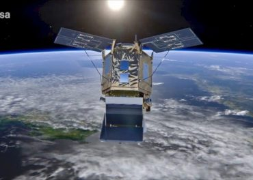 Sentinel 5P Satellite Air Quality Mission