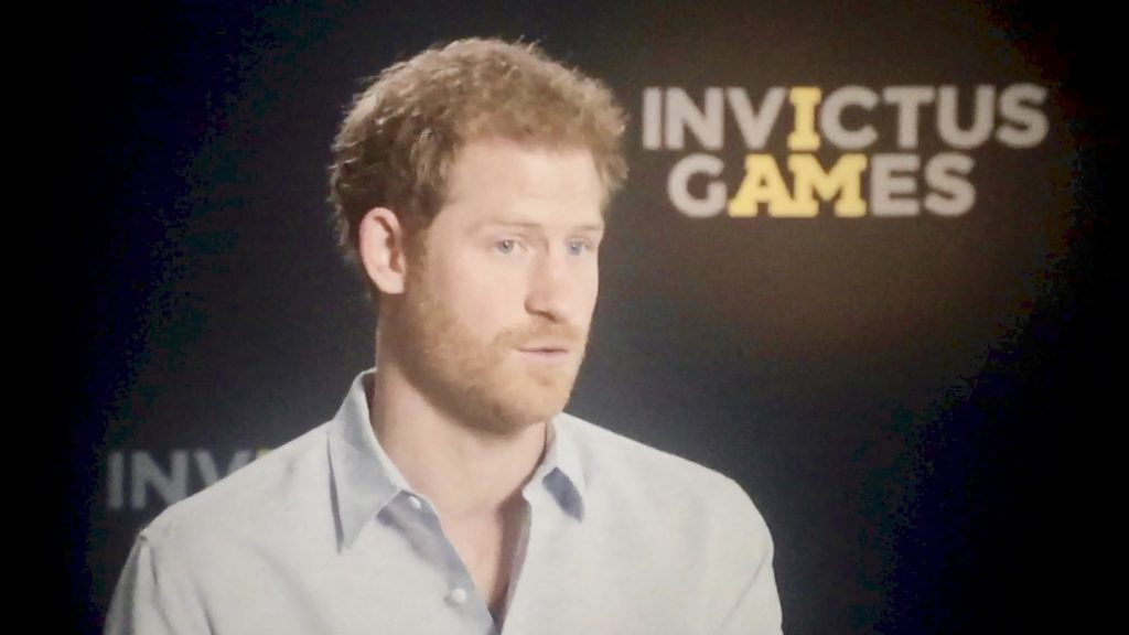 Prince Harry Talks Invictus Games