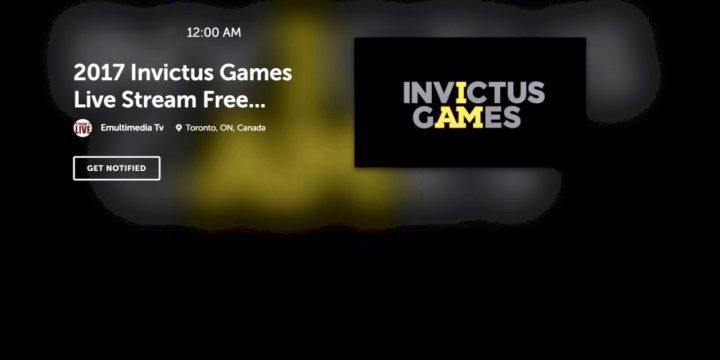 Invictus Games LIVE - Opening Ceremony