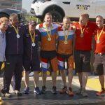first medals won