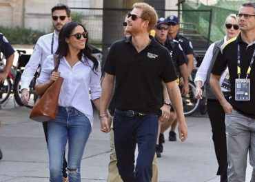 Harry and Meghan go public
