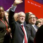 welcome Jeremy Corbyn