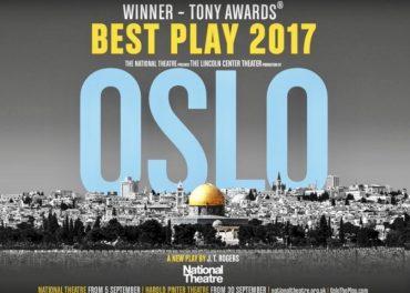 Oslo Harold Pinter Theatre