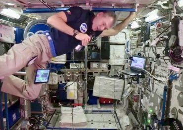 how it works on ISS