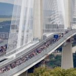 Pedestrians Takeover New Queensferry Crossing