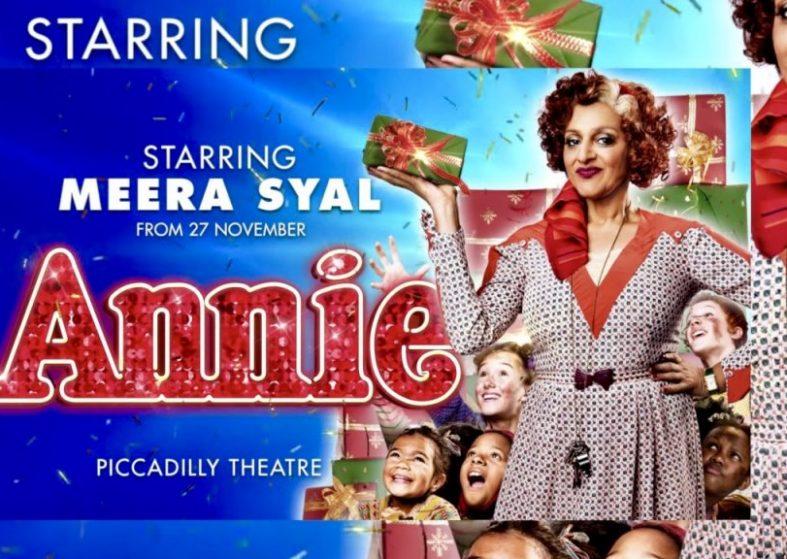 Meera Syal Stars in Annie the Musical