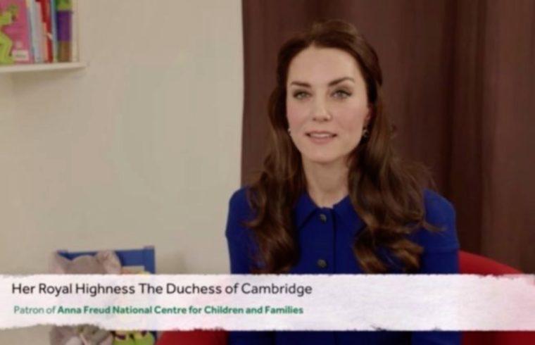Talking Mental Health The Duchess of Cambridge