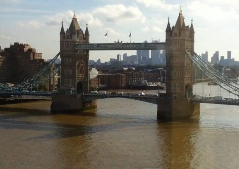 scenes from the bridge