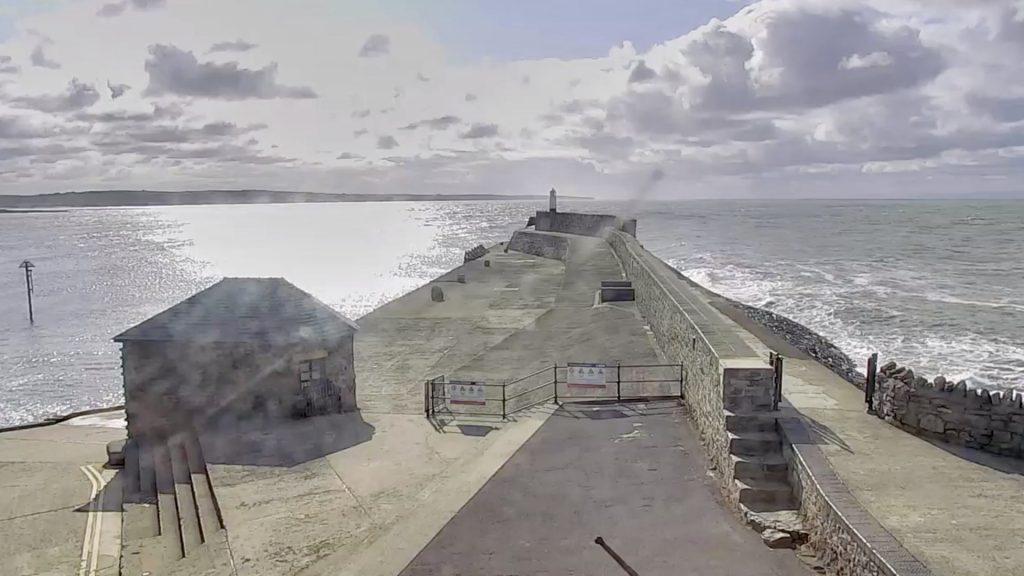 Porthcawl RNLI Pier Live Stream