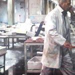 Art Illustrates Birmingham's Wholesale Market