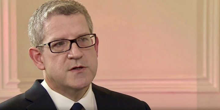 MI5 Boss Warns of 'Intense' Terror Threat