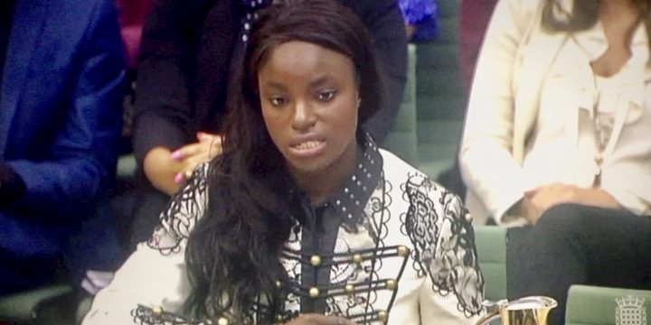Parliament Inquiry into Eniola Aluko and FA