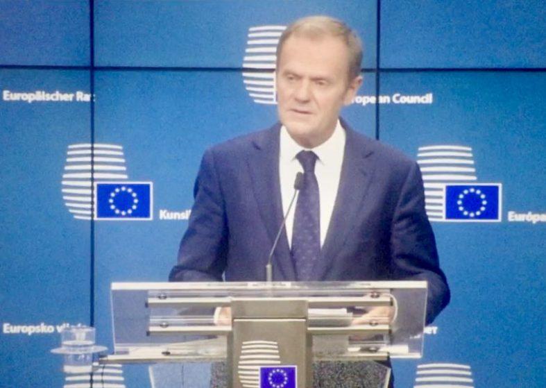 Donald Tusk European Council President