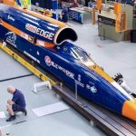The 85-year-old Behind 1000mph Car