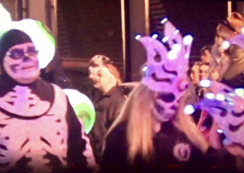 Londonderry Halloween parade 'Europe's biggest'
