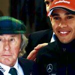 Jackie Stewart - Lewis Hamilton