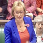 Andrea Leadsom Leader House of Commons