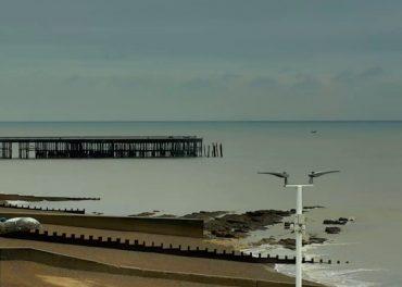 Hastings pier live