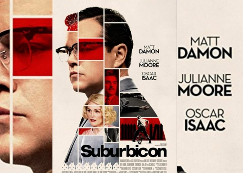Suburbicon trailer