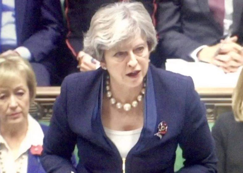 Theresa May PM